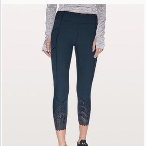 EUC Size 10 Lululemon Tight Stuff Leggings